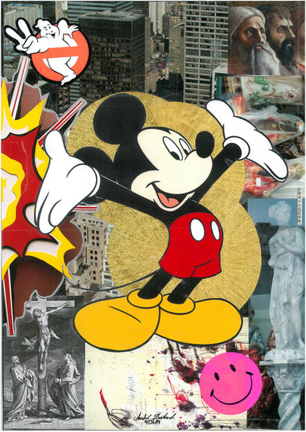 Andre Boitard, 'Mickey Mouse', 2014