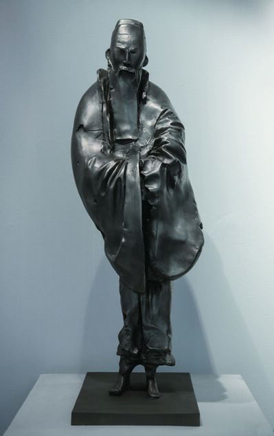 Li Xiangqun 李象群, 'Four Masters from Ni Zan 元四家之倪瓒', 2013