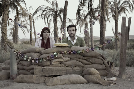 Gohar Dashti, 'Today's Life And War', 2008