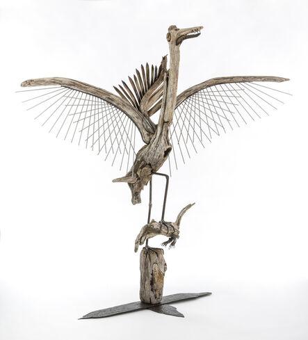 Eric Hado, 'Driftwood Bird', 2015