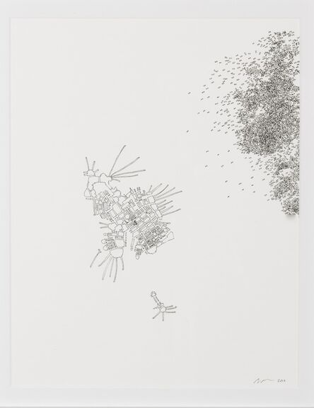 Colin Keefe, 'Architectural Pollination Study 18', 2010
