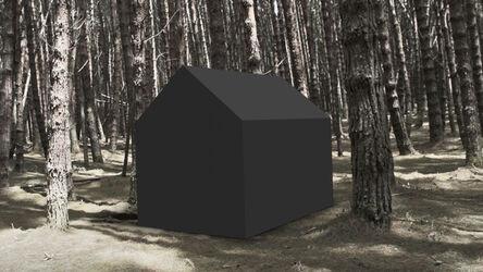 Alberto Lezaca, 'Afuera del bosque', 2013