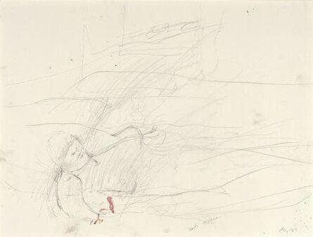 Andrew Wyeth, 'Night Shadow Study', 1979
