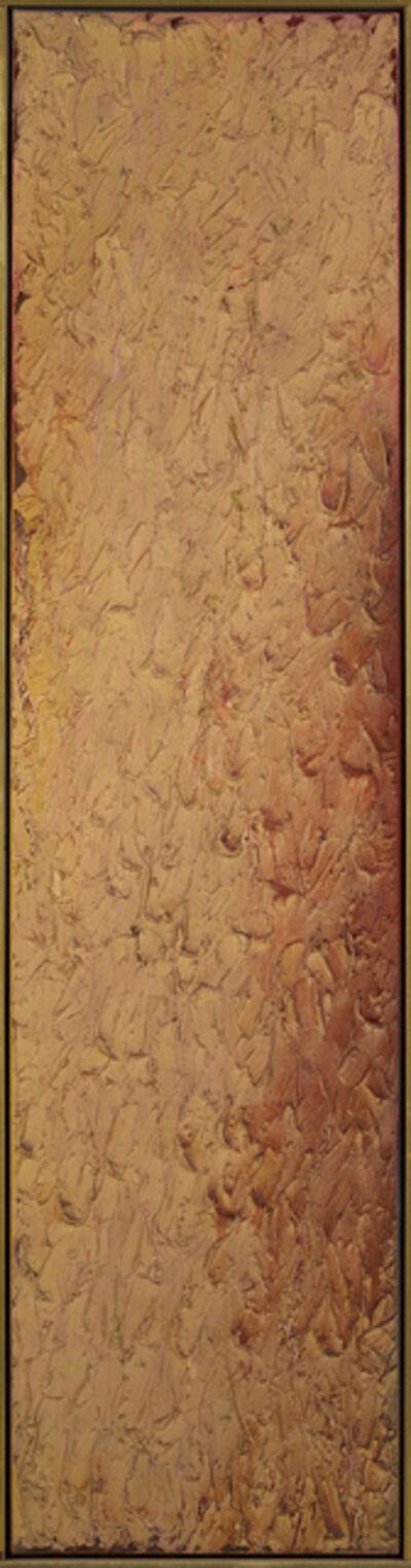 Stanley Boxer, 'Louveredhumaslanttufting', 1979
