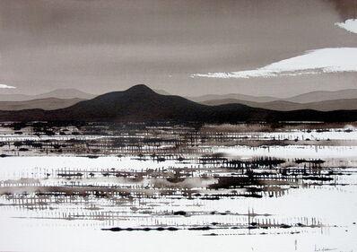 David Middlebrook, 'Desert and Cloud', 2016-2017