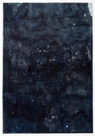 John Zurier, 'Svartur Klettur 1', 2012