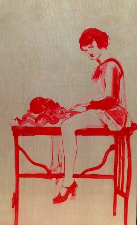 Ilona Szalay, 'Lust', 2015