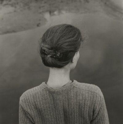 Emmet Gowin, 'Edith, Chincoteague, Virginia', 1967