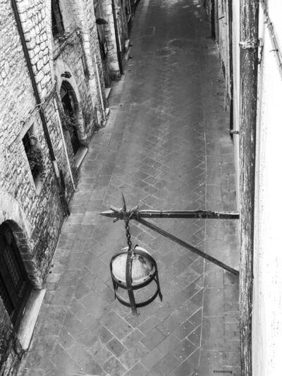 Paul Kimmerling, 'Assisi, Street lantern', 2021