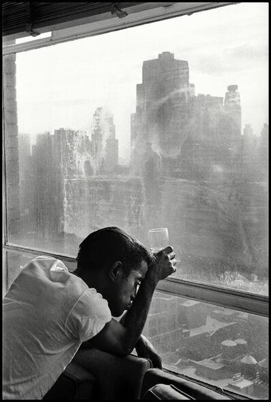 Burt Glinn, 'Sammy Davies Junior, New York', 1959