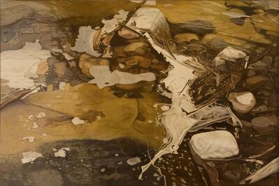 Ralph Wickiser, 'Clogged Stream II', 1978