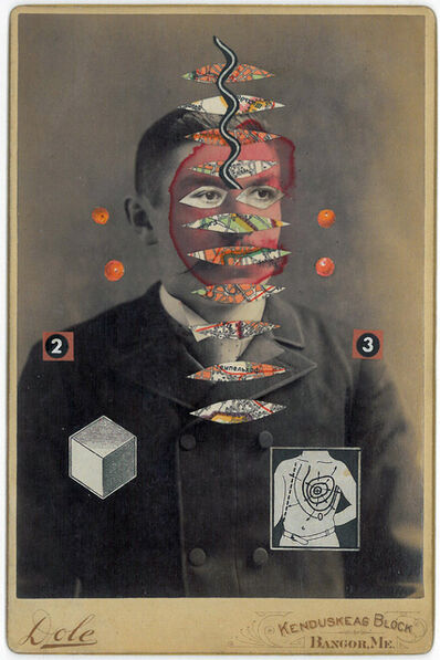 Emerson Cooper, 'Man with Spiral', 2007-2010