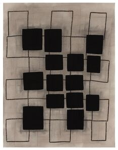 Bettina Blohm, 'Mosaikformen', 2018
