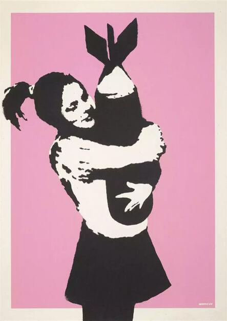 Banksy, 'Bomb Hugger ', 2003