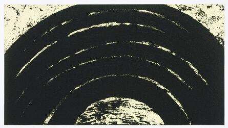 Richard Serra, 'Paths and Edges #4', 2007
