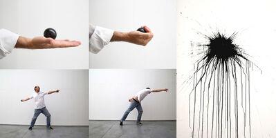 Eugenio Ampudia, 'Intervention at Max Estrella Gallery', 2015