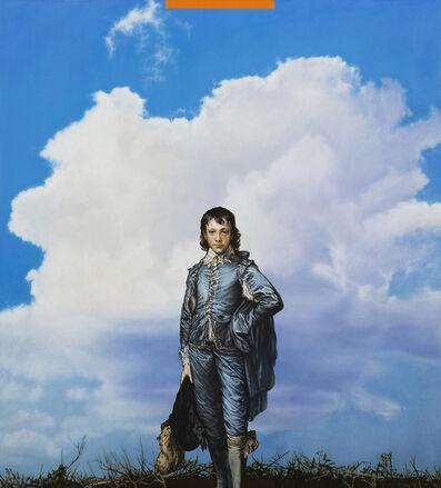 Bill Boyko, 'Blue on Blue', 2014