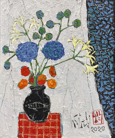 Pang Jiun, 'Bouquet in the Vase', 2020