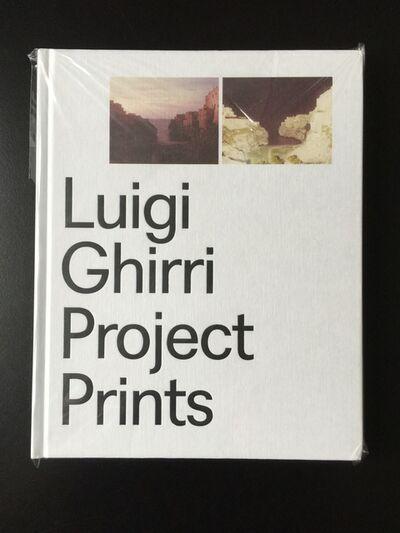 Luigi Ghirri, 'PROJECT PRINTS', 2012