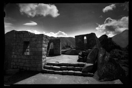 Martín Chambi, 'El Intiwatana, Machu Picchu,', 1941