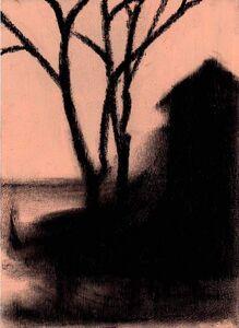 Lisa Hesselgrave, 'Black Peach', 2013