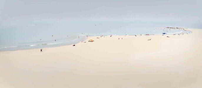 Igal Pardo, 'Beach Time I', 2019