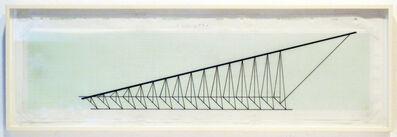 Cris Gianakos, 'Morpheus, Ramp #16, Installation, Hal Bromm Gallery', 1980