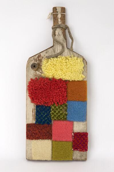 Salvatore Meo, 'Red Brush and Thimble', 1974