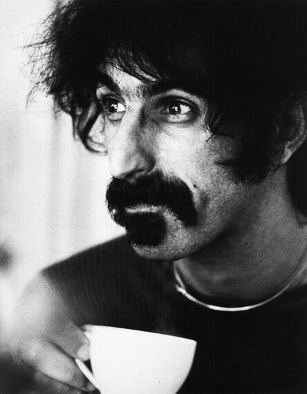 Gijsbert Hanekroot, 'Frank Zappa, Netherlands 1972', 1972