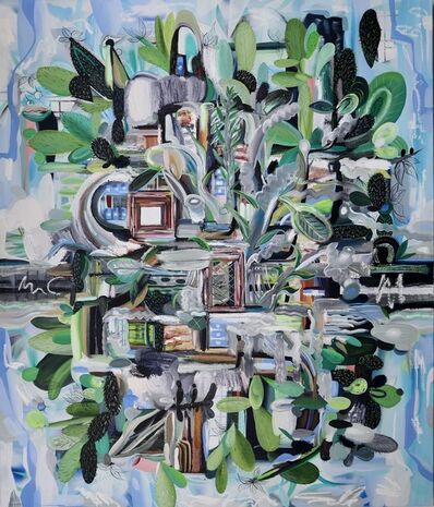 Charles Geiger, 'Untitled [OC-0001-66x56-19]', 2019
