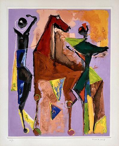 Marino Marini, 'Shakespeare I, Sheet III', 1977