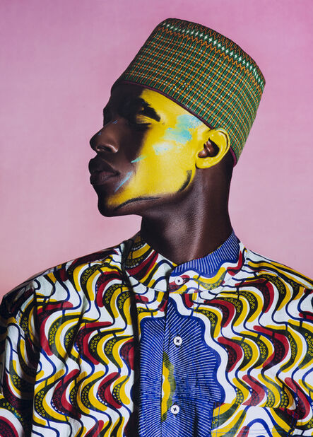 Namsa Leuba, 'Damien', 2015