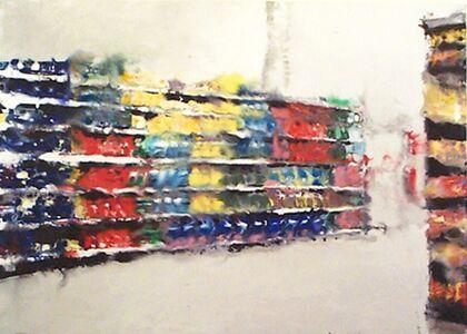 Philippe Cognée, 'Supermarché #3', 2001
