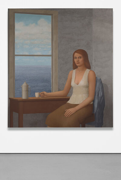 William Bailey, 'Room by the Sea', 2006-2007