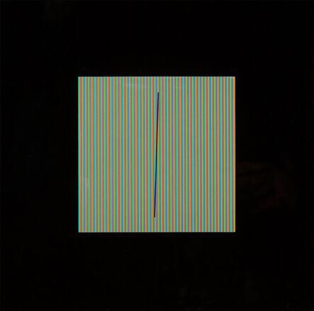 Carlos Cruz-Diez, 'Color al Espacio Serie 15x15 A', 2015