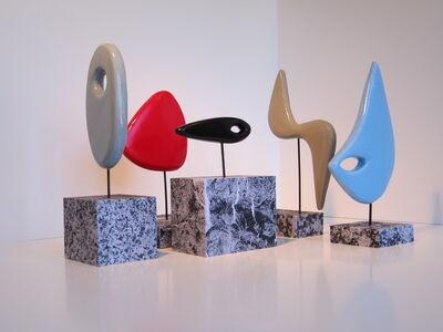 Terence Gower, 'Noguchi Galaxy (Freestanding Version)', 2014