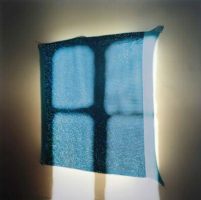 Elisa Sighicelli, 'Untitled (Blue Fabric)', 2011