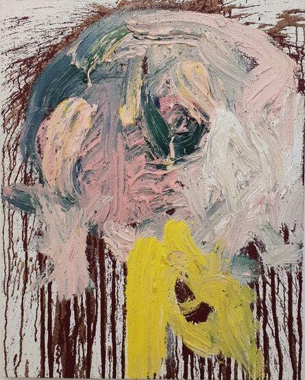 Hermann Nitsch, 'Splitpainting', 2019