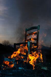 William Joe Josephs Radford, 'Bonfire II', 2021