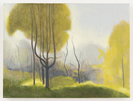 Ron Milewicz, 'Woods at Hilltop', 2017