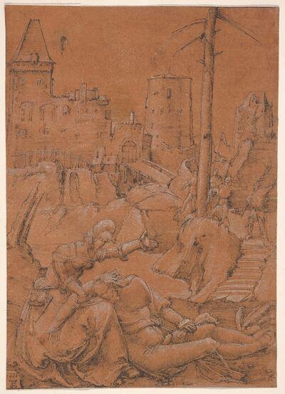 Albrecht Altdorfer, 'Samson and Delilah', 1506