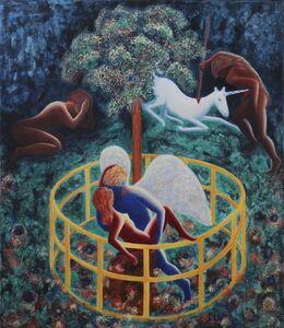Michael Price, 'Evolution of a Myth No. 5, La Follia: Annunciation', 2016