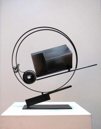 Fletcher Benton, 'Spring It No. 25', 2011