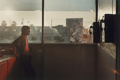 Philip-Lorca diCorcia, 'Mike Miller; 24 years old; Allentown, Pennsylvania; $25'