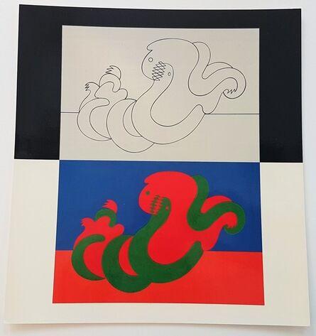 Victor Vasarely, 'Catch III', 1977