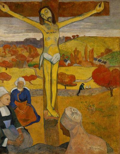 Paul Gauguin, 'Yellow Christ', 1889