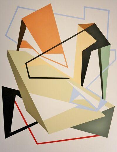 Valeria Calvo, 'Serie Intersticios N°3', 2016
