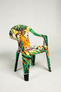 Edra Soto, 'Tropicalamerican (Chair)', 2014
