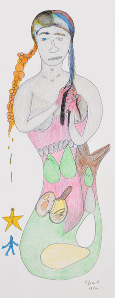 Shuvinai Ashoona, 'untitled', 2010