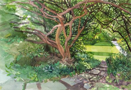 Jane E. Goldman, 'Secret Garden', 2020